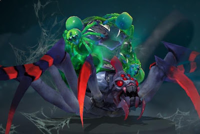Broodmother - Lycosidae's Favor | Dota 2 Mods